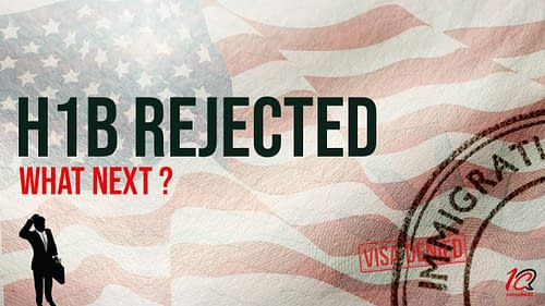 H1B rejected- what next???