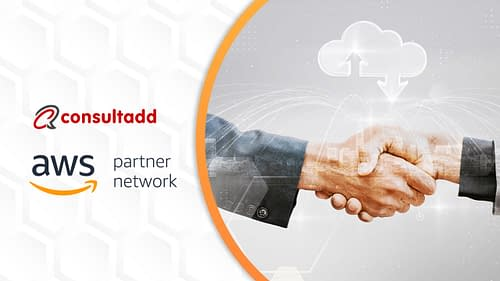 We're now AWS Select Consulting Partner